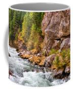 Wild Mountain River Coffee Mug