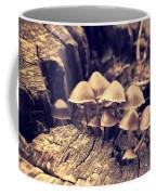 Wild Mushrooms Coffee Mug by Amanda Elwell