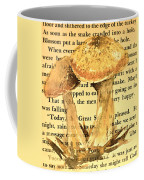 Wild Mushrooms Warm And Subtle Coffee Mug