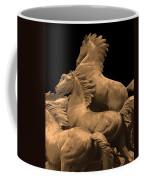 Wild Mustang Statue I I I Coffee Mug