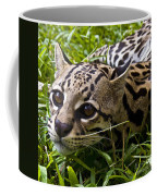 Wild Ocelot Coffee Mug
