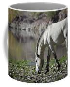 Wild On The River  Coffee Mug