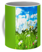 Wild Ones - Daisy Meadow Coffee Mug