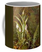 Wild Orchids Coffee Mug