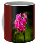 Wild Pea Flower Coffee Mug by Robert Bales