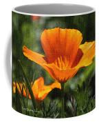 Wild Poppy On The Loose Coffee Mug