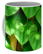 Wild Potato Vine Coffee Mug