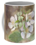 Wild Roses - Digital Paint Coffee Mug