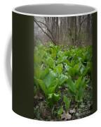 Wild Skunk Cabbage Coffee Mug