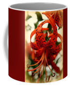 Wild Smokies Lily Coffee Mug