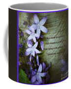 Wild Star Flowers And Innocence  Coffee Mug