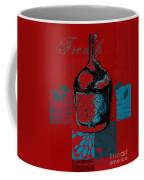 Wild Still Life - 0102b - Red Coffee Mug
