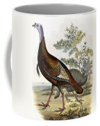 Wild Turkey Coffee Mug by Titian Ramsey Peale