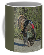 Wild Turkey Tom Coffee Mug