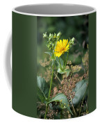 Wild Yellow Coffee Mug