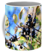 Wildberry Plant Coffee Mug