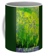 Wildflower Impression By Jrr Coffee Mug
