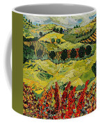 Wildflower Jungle Coffee Mug