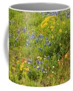 Wildflower Patch Coffee Mug