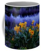 Wildflower Reflection Coffee Mug