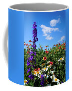 Wildflowers #7 Coffee Mug