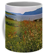 Wildflowers At Lobster Cove Head In Gros Morne Np-nl Coffee Mug