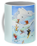 Wildlife Freestyle Coffee Mug