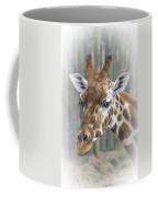 Wildlife Giraffe  Coffee Mug