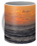 Wildwood Beach Just Before Dawn Coffee Mug
