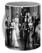 Wilhelm II (1859-1941) Coffee Mug