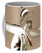 Will Rogers Informal Portrait Unknown Photographer Or Location 1924-2014  Coffee Mug