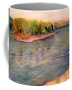 Willamette River Reflections - Morning Light Coffee Mug
