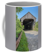 Willard Covered Bridge North Hartland Vermont Coffee Mug