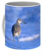Willet In The Water Coffee Mug