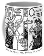 William Abell (c1584-1655) Coffee Mug