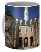 Williamsburg Capitol Coffee Mug