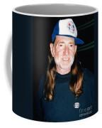 Willie Nelson 1988 Coffee Mug