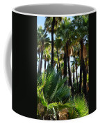 Willis Palm Oasis Coffee Mug