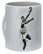Willis Reed Coffee Mug by Florian Rodarte