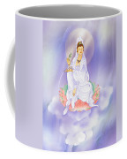 Willow Kuan Yin Coffee Mug
