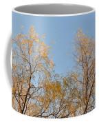 Willows And Sky Coffee Mug