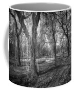 Willows In Spring Park Coffee Mug