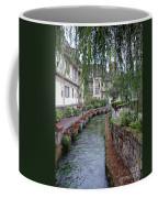 Willows Over The River Coffee Mug