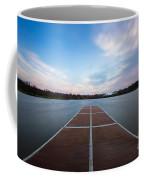 Wimbledon Park Sunset Coffee Mug