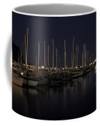 Winchester Bay Marina - Oregon Coast Coffee Mug