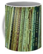 Winchester Catalogs Coffee Mug