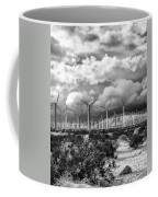 Wind Dancer Palm Springs Coffee Mug by William Dey