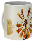 Wind Driven Rust Machine Coffee Mug