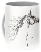 Wind In The Mane 1 Coffee Mug
