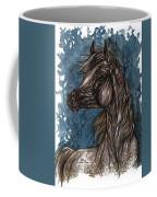 Wind In The Mane Coffee Mug